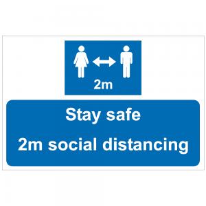 COV01 - Social Distance
