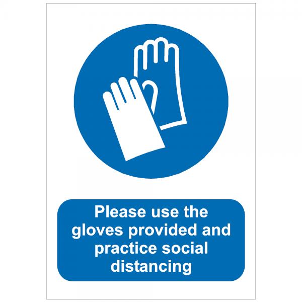 COV15 - Please use gloves 210 x 297mm