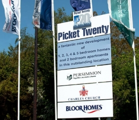 Flags & Banners - Picket