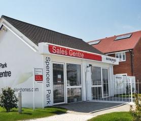 Marketing Suites & Internal Signage - Bloor Spencers